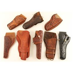 Lot of (8) Holsters