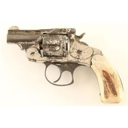 Smith & Wesson .38 Double Action SN: 459540