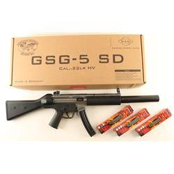 GSG GSG-5 .22 LR SN: A325239