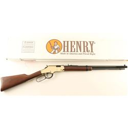 Henry H004 Golden Boy .22 LR SN: GB133452