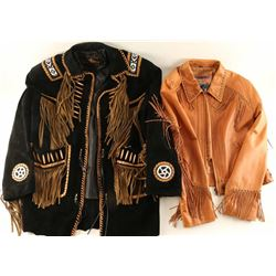 Lot of (2) Western Coats