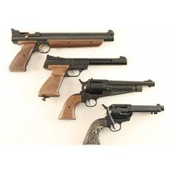 Lot of (4) Airguns