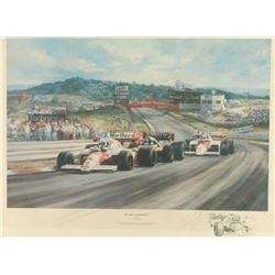 Lot of (3) Limited Edition Prints