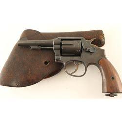 Smith & Wesson Victory .38 Spl SN: V154466