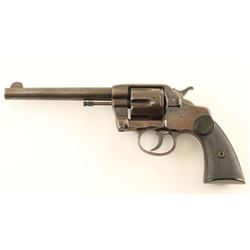 Colt 1896 New Navy .38 LC SN: 89637