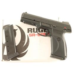 Ruger SR45 .45 ACP SN: 380-73076