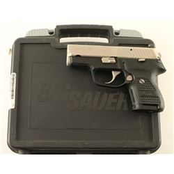 Sig Sauer P224 .40 S&W SN: 50A001539