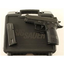 Sig Sauer P229 Dark Elite 9mm SN: AHU03353