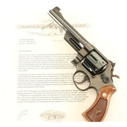 Smith & Wesson Pre-27 .357 Mag SN: S136318