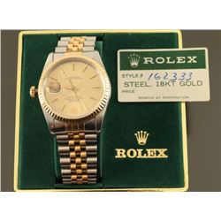 Rolex Oyster Perpetual Chronometer