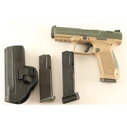 Canik TP9SA 9mm SN: T6472-15 AP 23054
