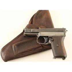 Mauser New Model 1910 .25 ACP SN: 205242