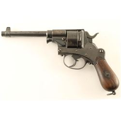 Hembrug M1873 9.4mm SN: F29