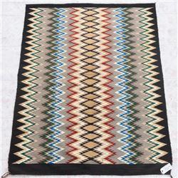 Vintage Authentic Navajo Rug