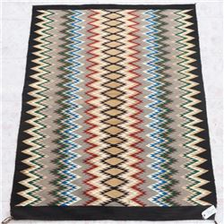 Vintage Authentic Navajo Rug