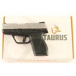 Taurus 709 Slim 9mm SN: TLM80321