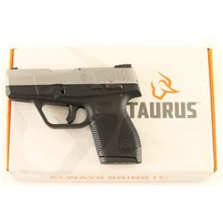 Taurus 709 Slim 9mm SN: TLM80321