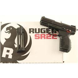 Ruger SR22 .22 LR SN: 360-96201
