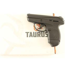 Taurus Spectrum .380 ACP SN: 1F039014