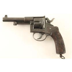 Dutch M1891 KNIL 9.4mm SN: 8034