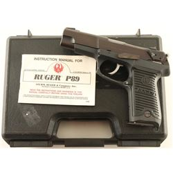 Ruger P89 9mm SN: 304-45077