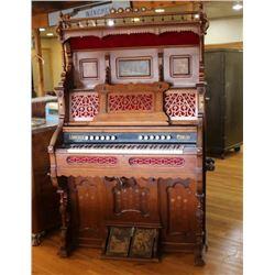 Antique Moline Organ