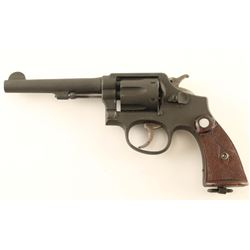 Smith & Wesson Victory .38-200 SN: V182092