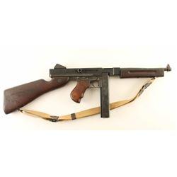 M1A1 Thompson .45 ACP SMG Display Gun