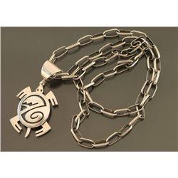 Ramon Dalangyamwa Turtle Necklace