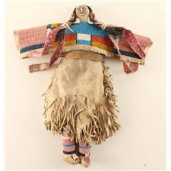 Plains Indian Doll