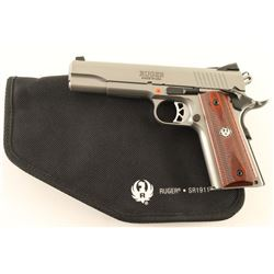 Ruger SR1911 .45 ACP SN: 670-07645