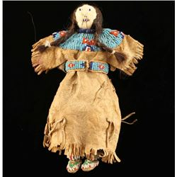 Antique Sioux Doll