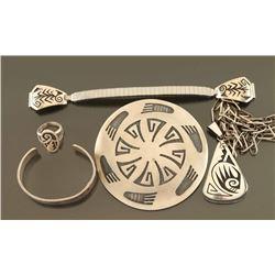 Mitchel Sockyma Jewelry Collection