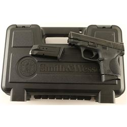 Smith & Wesson M&P 9C 9mm SN: DUK4611