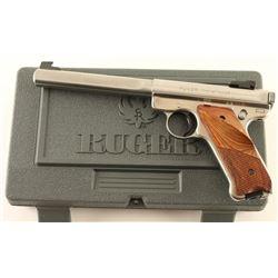 Ruger Mark II Target .22 LR SN: 218-65779