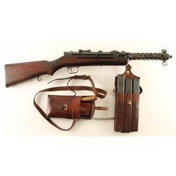 Steyr MP-34 9mm SMG Display Gun