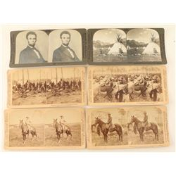 Antique Stereoscopic Cards,
