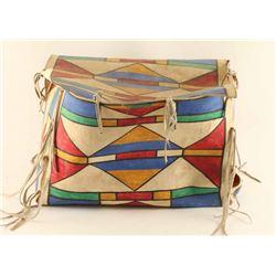 Vintage Plains Indian Par Fletch Box