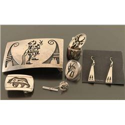 Steven Pooyouma Hopi Collection