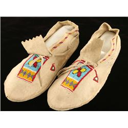 Mens Lakota Sioux Moccs