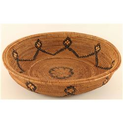 Excellent Spruce Root Basket