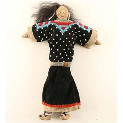Crow Indian Doll