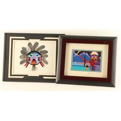 (2) Pieces of Jessie Hummingbird Wall Art