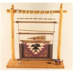 Native American Sampler Weaving