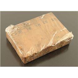 Original Sealed Paper Packet of Civil War Cannon