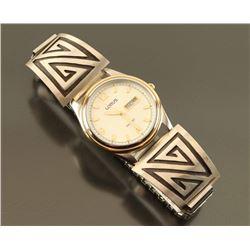 Mens Hopi Watchband