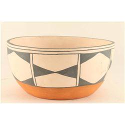 San Felipe Bowl by Marie Sandovah