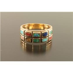 Ladies Multi Stone Ring
