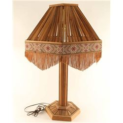 Vintage Arts and Crafts Style Lamp