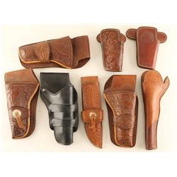 Lot of (7) Holsters